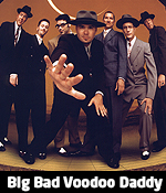 Big Bad Voodoo Daddy summer concert in Denver at Arvada Center