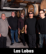 Los Lobos summer concert in Denver at Arvada Center