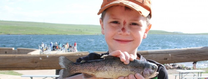 Kids Annual Fishing Contest Image
