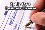 Apply for a New Business License