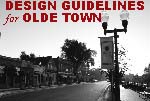 Design Guidelines for Olde Town