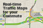 Real-Time Traffic Maps